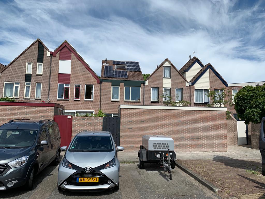 Groot project in Castricum